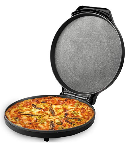 Top 10 Pizza Maker Machine For Home Black – Countertop Pizza Ovens
