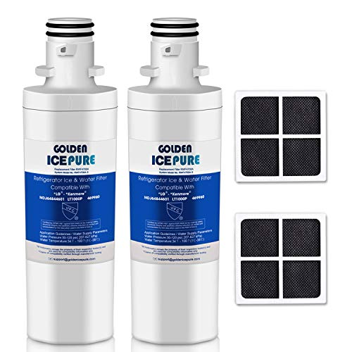 Top 9 LMXS28626D Air Filter – In-Refrigerator Water Filters