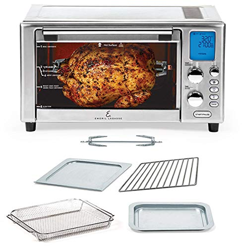 Top 9 Emeril Toaster Oven Air Fryer Combo – Air Fryers