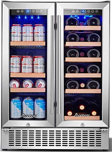 Top 10 Beverage Wine Cooler 24 Inch – Freestanding Wine Cellars