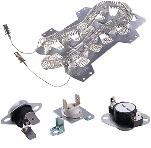 Top 10 Samsung DV40J3000EW/A2 Heating Element Kit – Dryer Replacement Parts