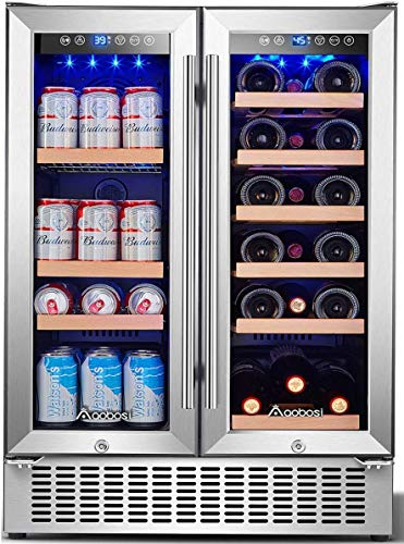 Top 10 Built in Beverage Refrigerator 24 Inch – Freestanding Wine Cellars