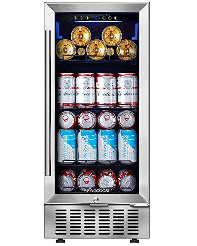 Top 9 15 Inch Wide Beverage Cooler – Kitchen & Dining Features