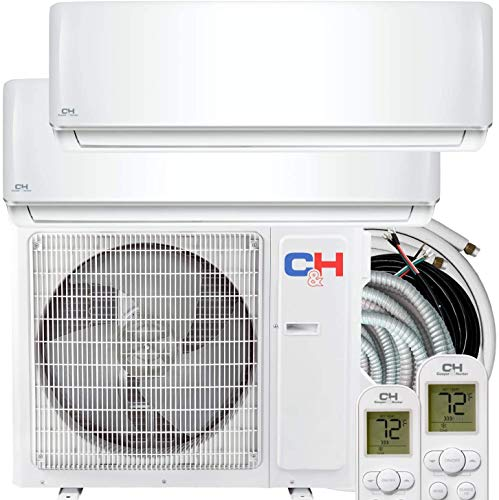 Top 9 Ductless Heating AND Cooling System 2 Zone – Split-System Air Conditioners