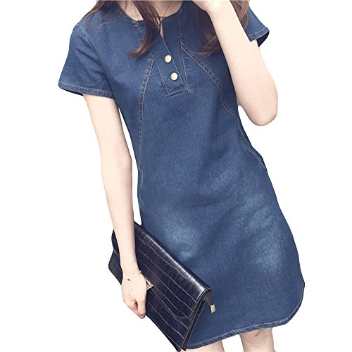 Top 10 Jeans Dresses for Women Sexy Casual – Dryer Replacement Parts