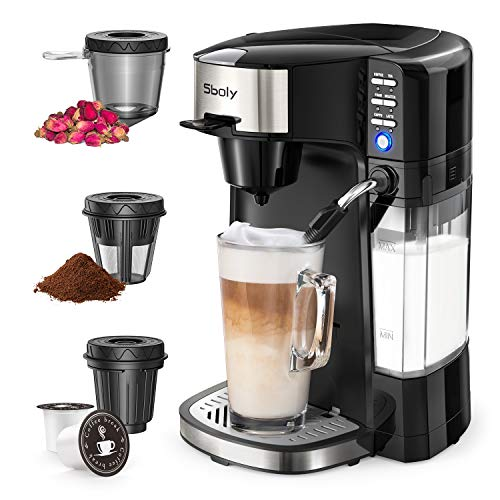 Top 10 Cappuccino K Cups Variety Pack – Coffee Machines