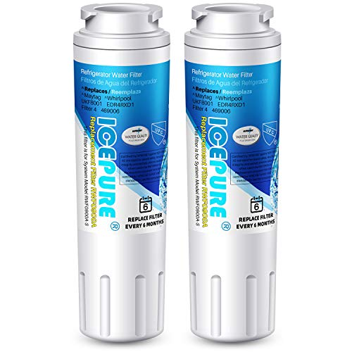 Top 9 Fmm-2 Water Filter Whirlpool – In-Refrigerator Water Filters