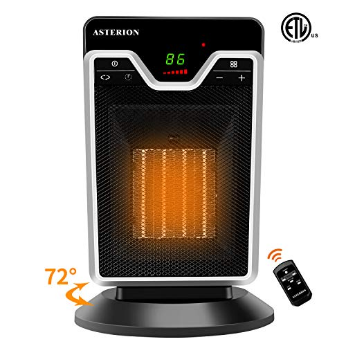 Top 10 Space Heater with Thermostat – Indoor Electric Space Heaters