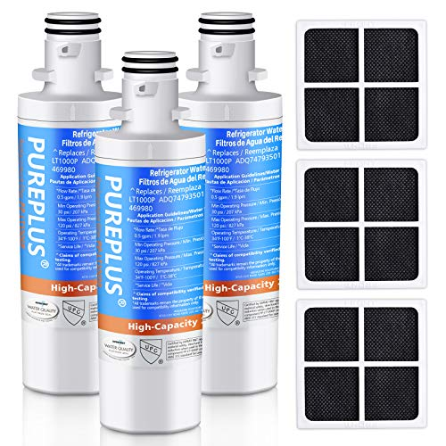 Top 10 Lmxs28626s Water filter – In-Refrigerator Water Filters