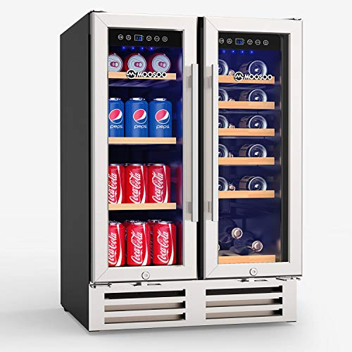 Top 10 Beer and Wine Cooler – Built-In Wine Cellars