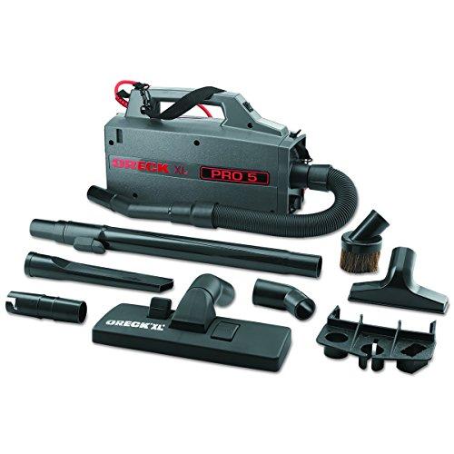 Top 10 Oreck Handheld Vacuum – Canister Vacuum Cleaners