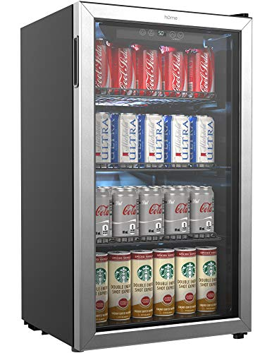 Top 10 Glass Front Refrigerator – Beverage Refrigerators