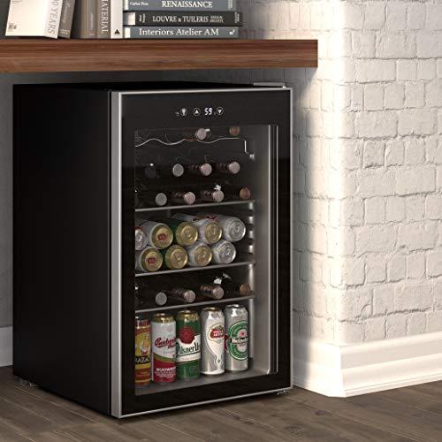Top 10 Bottle Refrigerator With Glass Door – Beverage Refrigerators