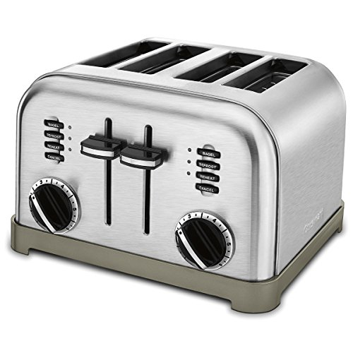Top 10 Cuisinart Toaster 4 Slice – Toasters