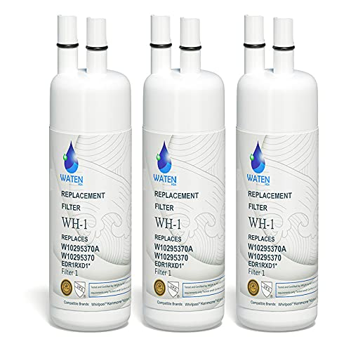 Top 10 W10295370 Filter 1 Pur – In-Refrigerator Water Filters