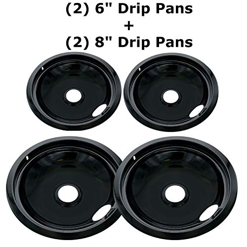 Top 10 Kenmore Electric Stove Parts – Range Replacement Drip Pans