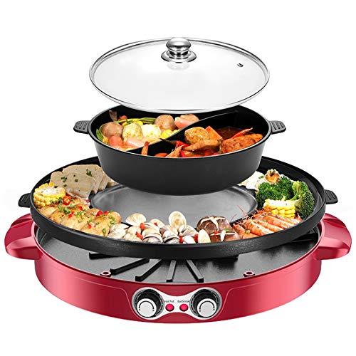 Top 10 Shabu Shabu Hot Pot Electric with Grill – Contact Grills