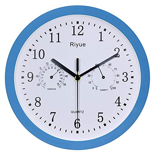 Top 10 Clock Battery Operated Wall – Kitchen & Dining Features