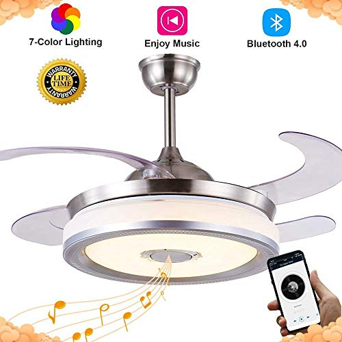 Top 10 Music Player with Bluetooth – Ceiling Fans