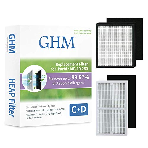 Top 10 GHM Replacement Filter – Home Air Purifier Parts & Accessories
