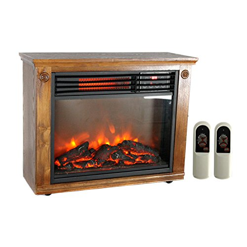 Top 10 Fire Places Electric Heaters – Indoor Electric Space Heaters