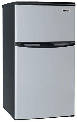 Top 10 3.2 Cubc Foot 2 Door Fridge and Freezer – Compact Refrigerators