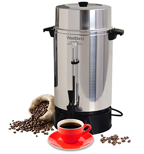 Top 10 100 Cup Coffee Maker Commercial – Coffee Machines