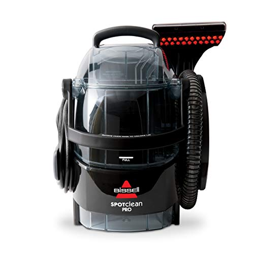 Top 10 Bissell SpotClean Pro 3624 – Carpet & Upholstery Cleaning Machines