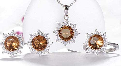 Top 8 Earrings and Necklace Set for Women – Household Fans