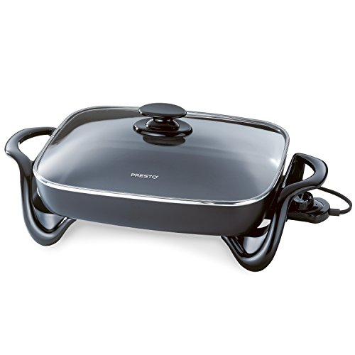 Top 9 Electric Frying Pan 16 Inch – Electric Skillets