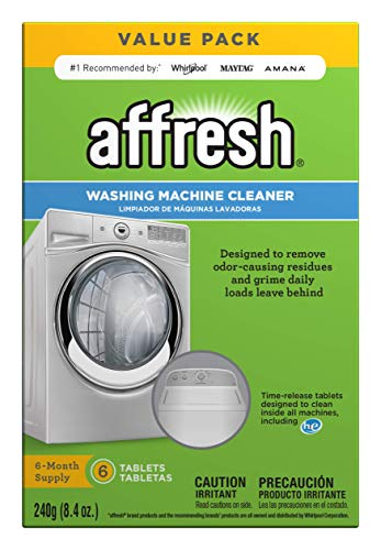 Top 9 Front Loader Washing Machine Cleaner – Home & Kitchen Features