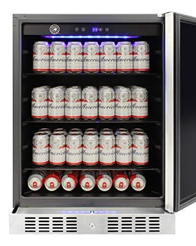 Top 10 Outdoor Refrigerators Free Standing – Beverage Refrigerators