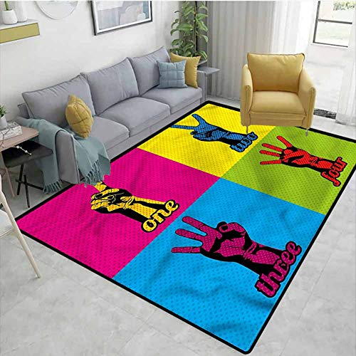 Top 10 Area Rugs 8×10 Clearance – Household Carpet Deodorizers